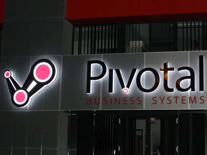 Pivotal Business Systems - Big Colour - Signage & Vehicle Graphic Design Newcastle