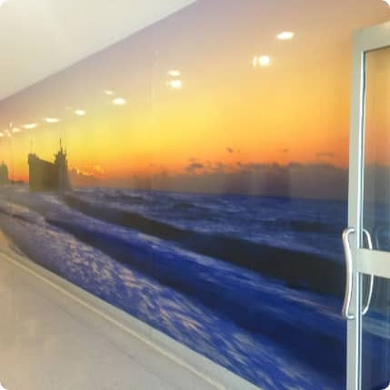 Wall Graphics - Big Colour - Signage & Vehicle Graphic Design Newcastle