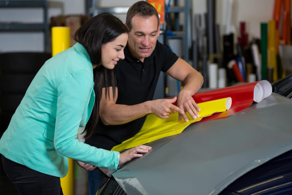 What You Should Know about Car Signage Vehicle Wraps
